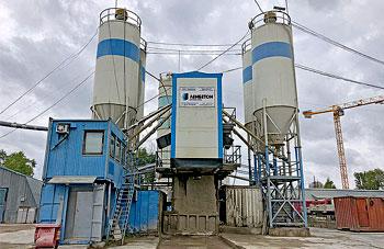 цементный раствор завод
